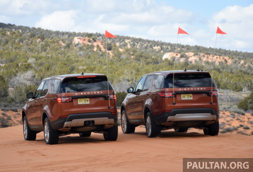DRIVEN: L462 Land Rover Discovery – all-round ability Image #781289