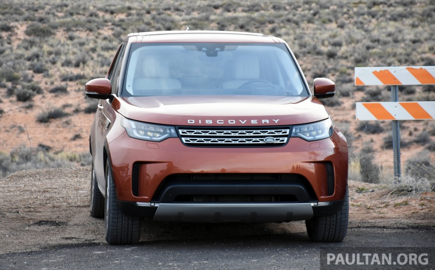 DRIVEN: L462 Land Rover Discovery – all-round ability Image #781290