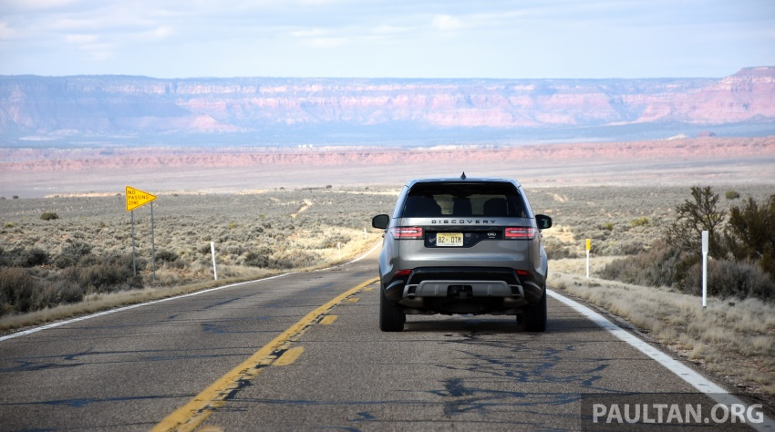 DRIVEN: L462 Land Rover Discovery – all-round ability Image #781292