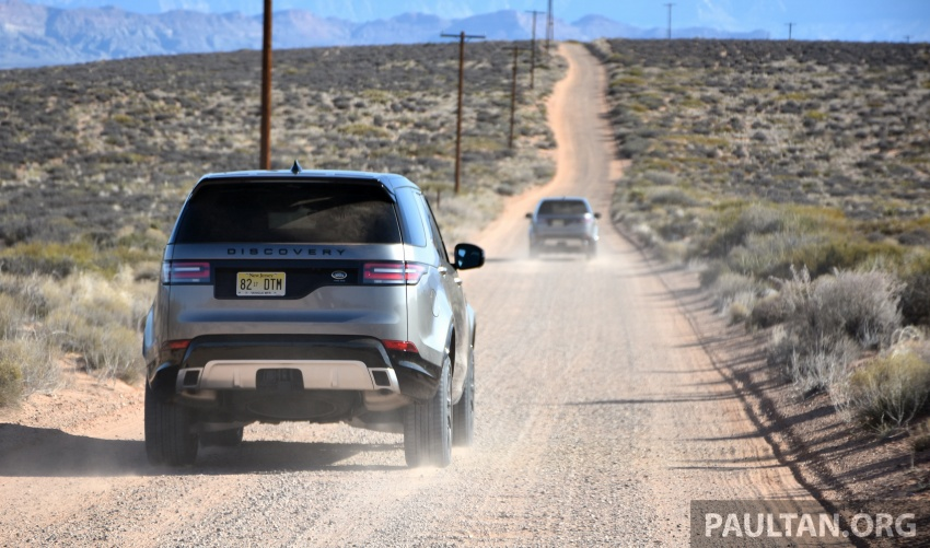 DRIVEN: L462 Land Rover Discovery – all-round ability Image #781293