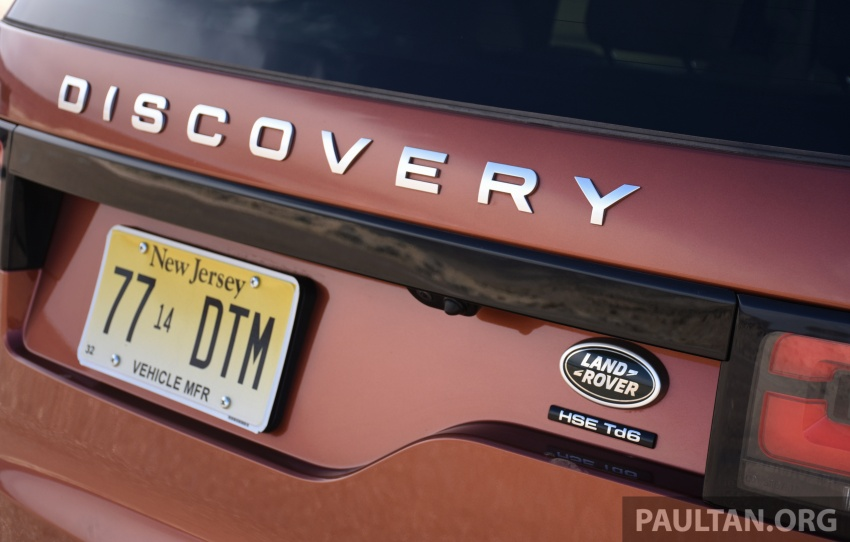 DRIVEN: L462 Land Rover Discovery – all-round ability Image #781294