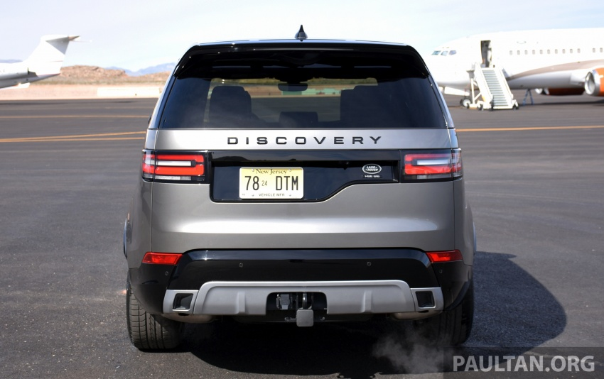 DRIVEN: L462 Land Rover Discovery – all-round ability Image #781295