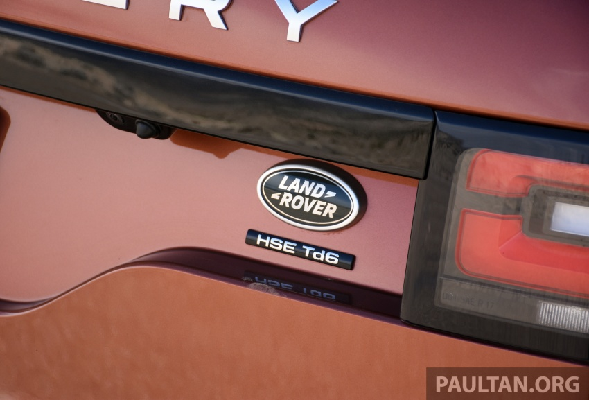DRIVEN: L462 Land Rover Discovery – all-round ability Image #781301