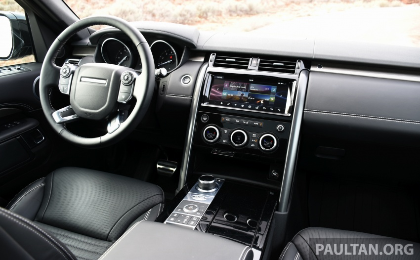 DRIVEN: L462 Land Rover Discovery – all-round ability Image #781309