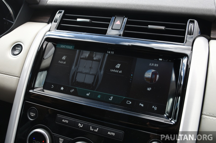 DRIVEN: L462 Land Rover Discovery – all-round ability Image #781313
