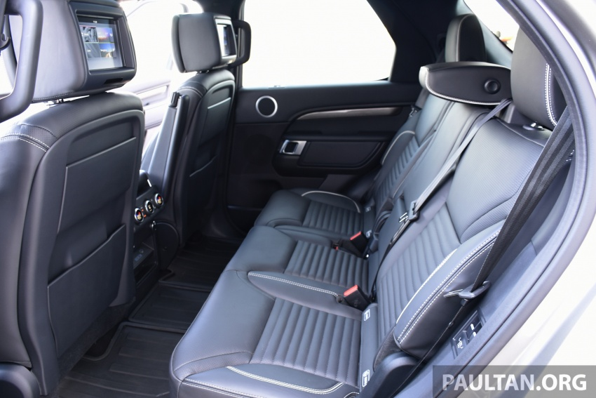 DRIVEN: L462 Land Rover Discovery – all-round ability Image #781315