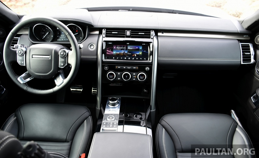 DRIVEN: L462 Land Rover Discovery – all-round ability Image #781317