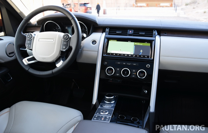 DRIVEN: L462 Land Rover Discovery – all-round ability Image #781261
