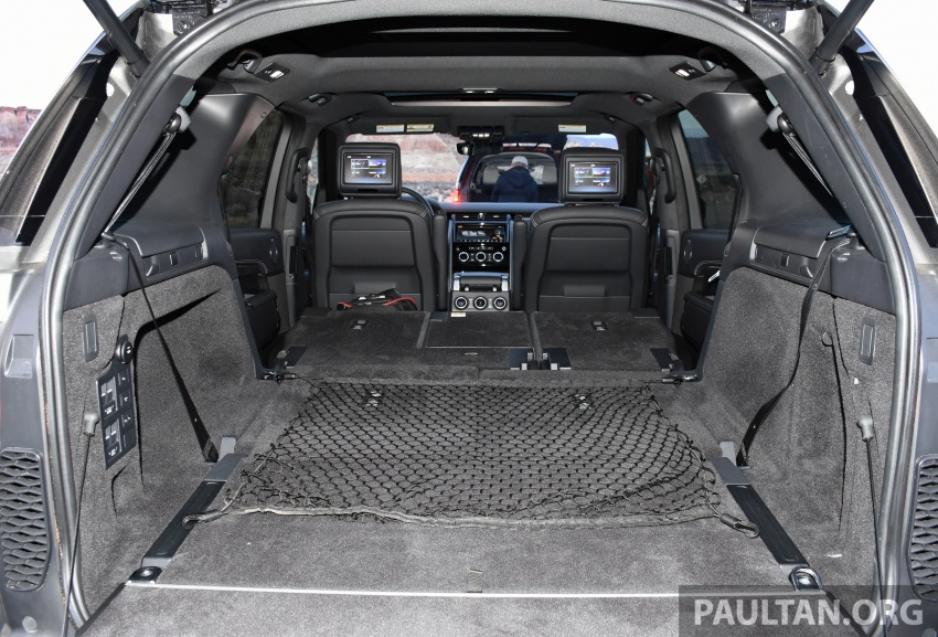 DRIVEN: L462 Land Rover Discovery – all-round ability Image #781268