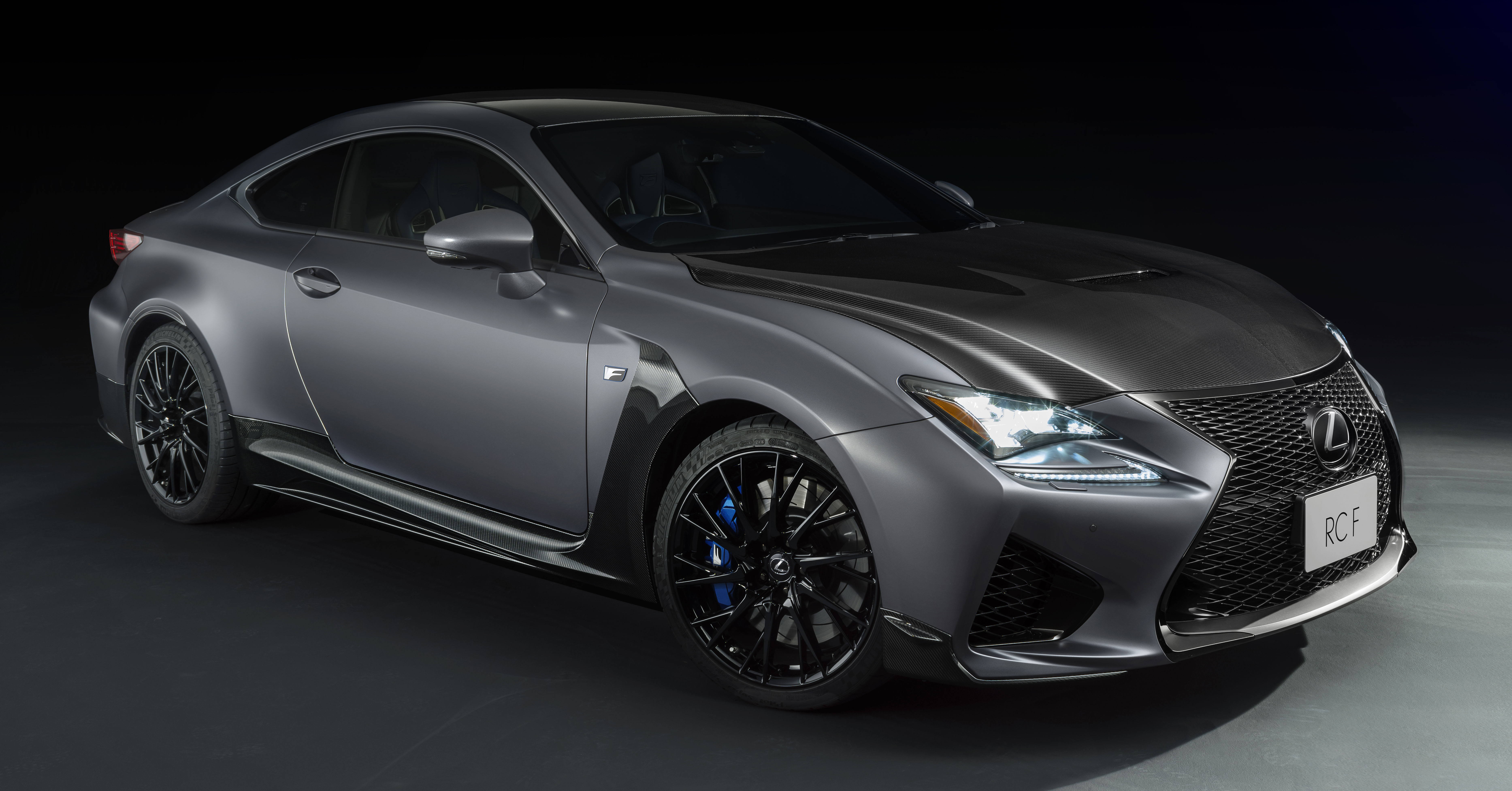 Lexus GS F and RC F 10th Anniversary limited-edition ...