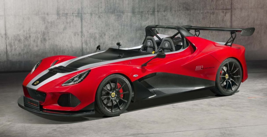 Lotus 3-Eleven 430 – final edition is the most extreme Image #780812