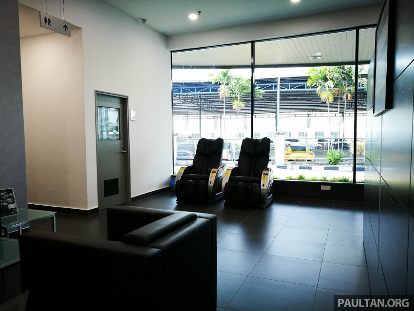Mercedes-Benz Malaysia launches NZ Wheels Klang Autohaus 3S centre – 320,000 sq ft, RM6m upgrade Image #783539