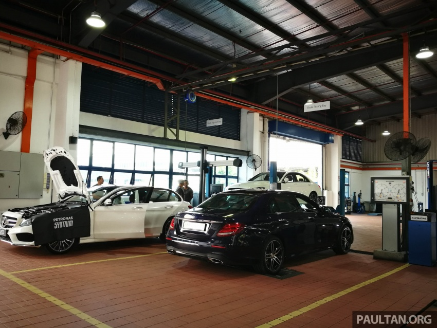 Mercedes-Benz Malaysia launches NZ Wheels Klang Autohaus 3S centre – 320,000 sq ft, RM6m upgrade Image #783541