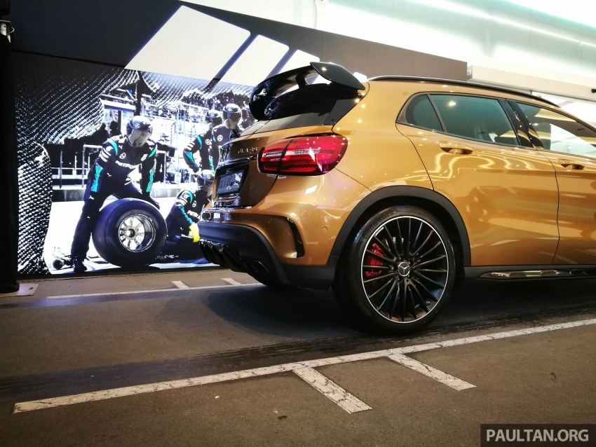Mercedes-Benz Malaysia launches NZ Wheels Klang Autohaus 3S centre – 320,000 sq ft, RM6m upgrade Image #783544