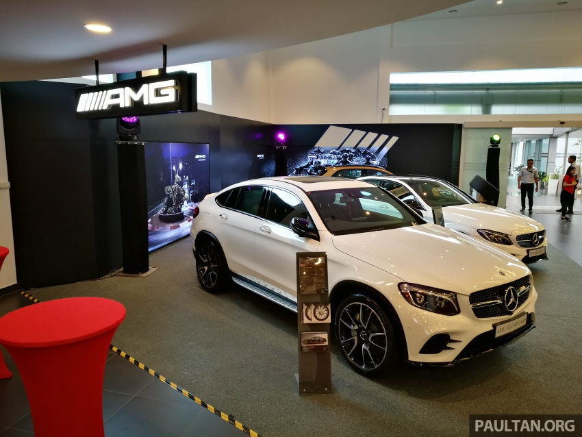 Mercedes-Benz Malaysia launches NZ Wheels Klang Autohaus 3S centre – 320,000 sq ft, RM6m upgrade Image #783545