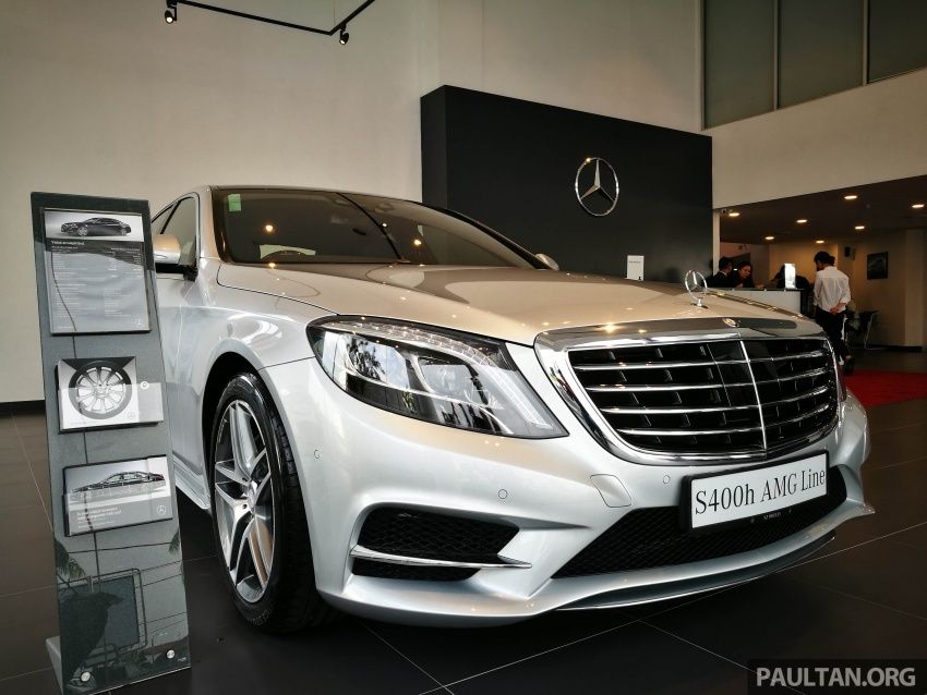 Mercedes-Benz Malaysia launches NZ Wheels Klang Autohaus 3S centre – 320,000 sq ft, RM6m upgrade Image #783547