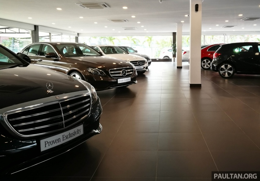 Mercedes-Benz Malaysia launches NZ Wheels Klang Autohaus 3S centre – 320,000 sq ft, RM6m upgrade Image #783549