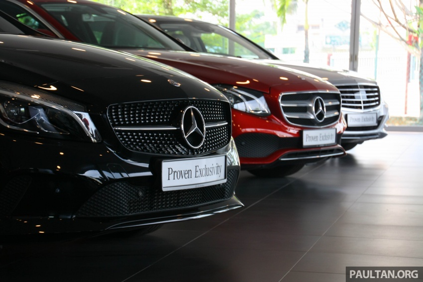 Mercedes-Benz Malaysia launches NZ Wheels Klang Autohaus 3S centre – 320,000 sq ft, RM6m upgrade Image #783550