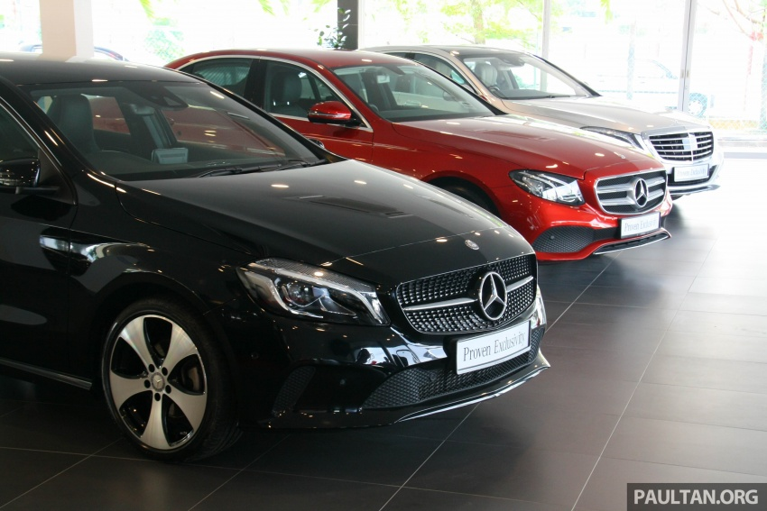 Mercedes-Benz Malaysia launches NZ Wheels Klang Autohaus 3S centre – 320,000 sq ft, RM6m upgrade Image #783551