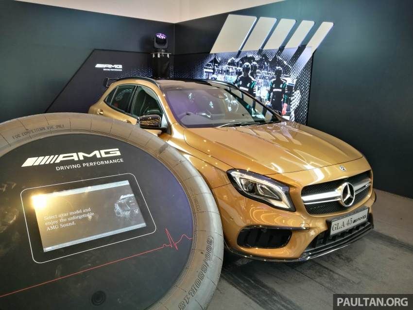 Mercedes-Benz Malaysia launches NZ Wheels Klang Autohaus 3S centre – 320,000 sq ft, RM6m upgrade Image #783518
