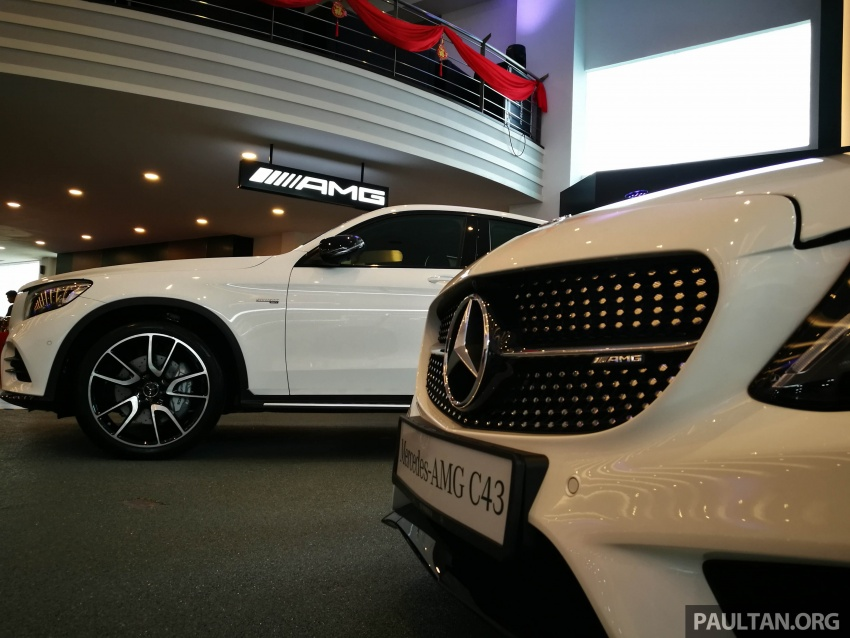 Mercedes-Benz Malaysia launches NZ Wheels Klang Autohaus 3S centre – 320,000 sq ft, RM6m upgrade Image #783519