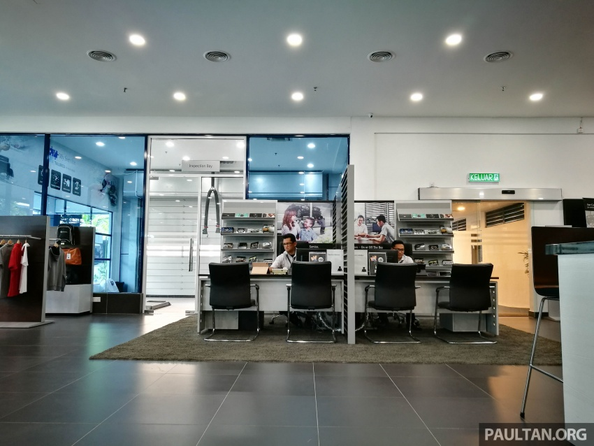 Mercedes-Benz Malaysia launches NZ Wheels Klang Autohaus 3S centre – 320,000 sq ft, RM6m upgrade Image #783527