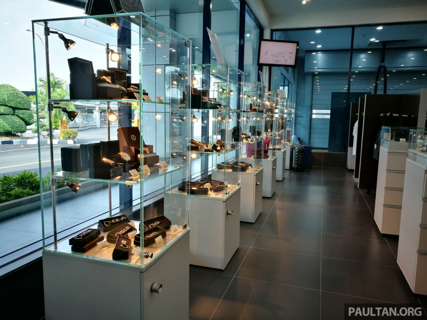 Mercedes-Benz Malaysia launches NZ Wheels Klang Autohaus 3S centre – 320,000 sq ft, RM6m upgrade Image #783530