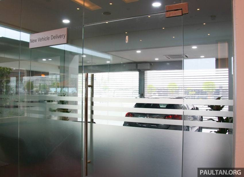 Mercedes-Benz Malaysia launches NZ Wheels Klang Autohaus 3S centre – 320,000 sq ft, RM6m upgrade Image #783475