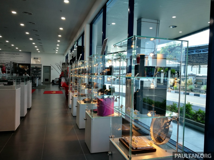 Mercedes-Benz Malaysia launches NZ Wheels Klang Autohaus 3S centre – 320,000 sq ft, RM6m upgrade Image #783536