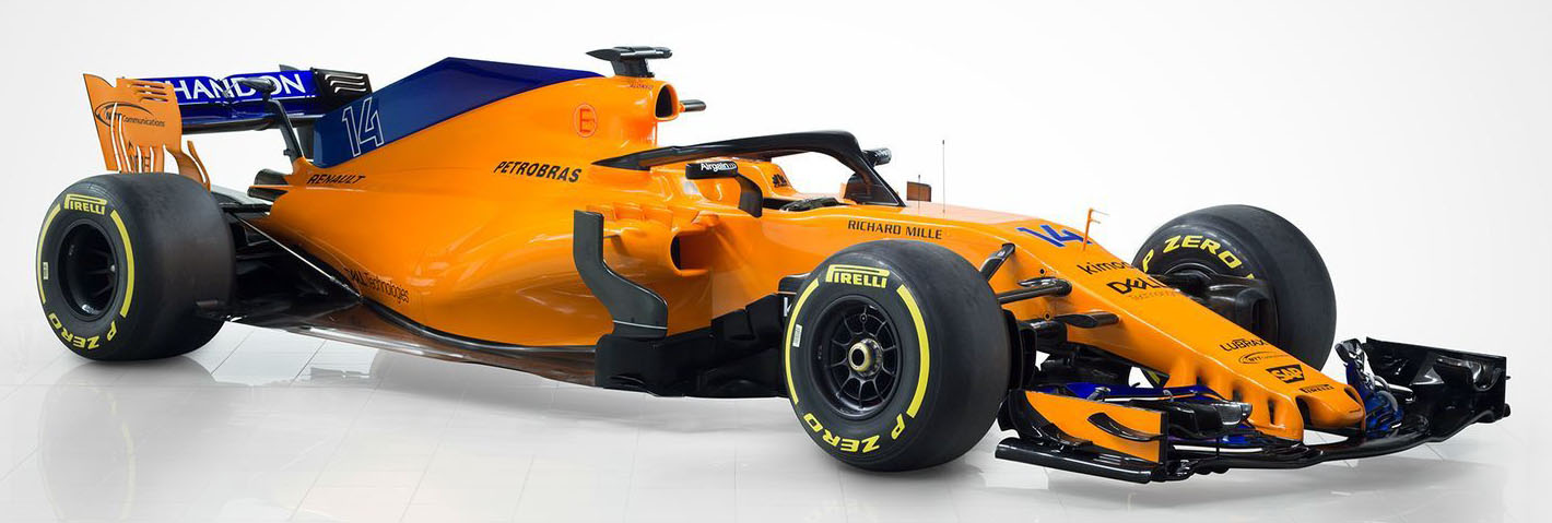 Mclaren Mcl33 Revealed With Renault Power Unit Paul Tan