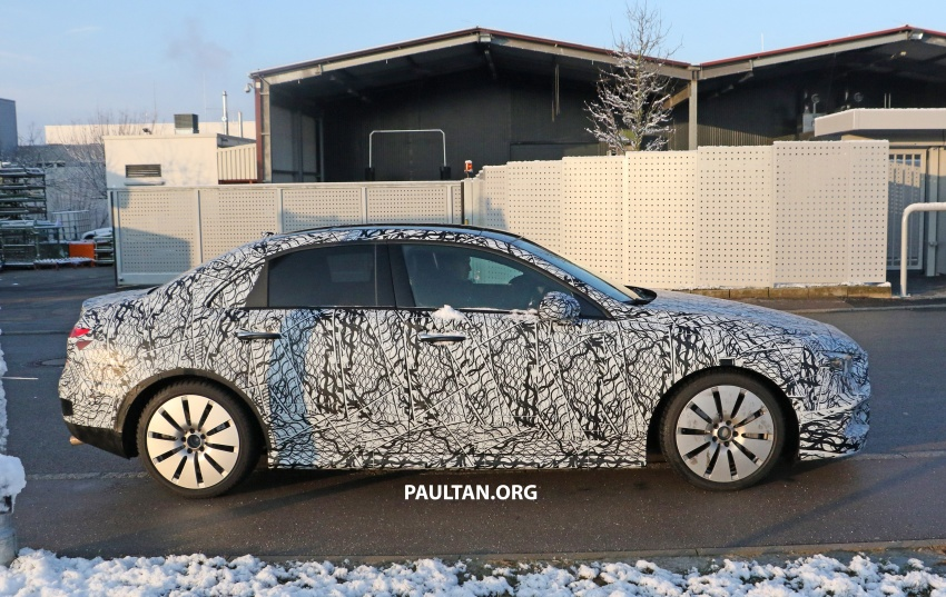 SPYSHOTS: Mercedes-AMG A35 Sedan spotted testing Image #775499
