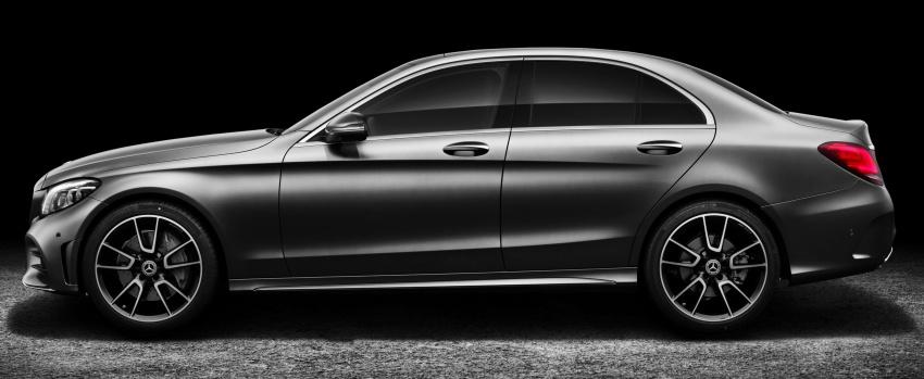 Mercedes-Benz C-Class <em>facelift</em> W205 didedahkan awal Image #779098