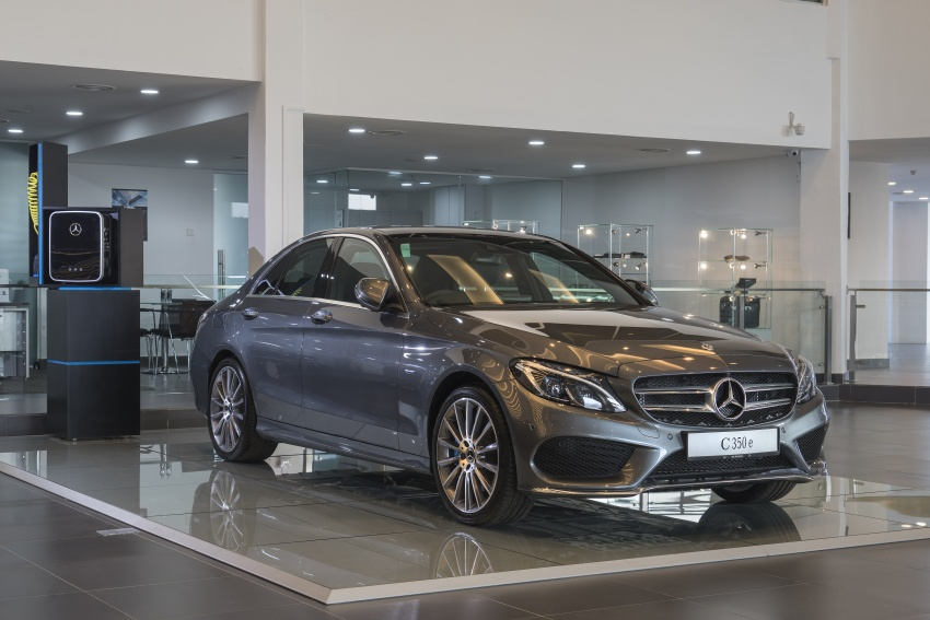 Mercedes-Benz Malaysia launches NZ Wheels Klang Autohaus 3S centre – 320,000 sq ft, RM6m upgrade Image #783421