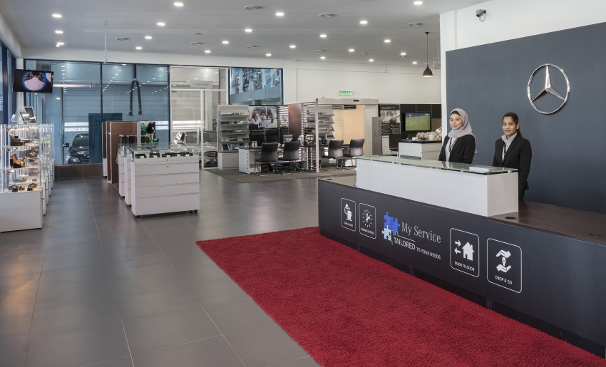 Mercedes-Benz Malaysia launches NZ Wheels Klang Autohaus 3S centre – 320,000 sq ft, RM6m upgrade Image #783426
