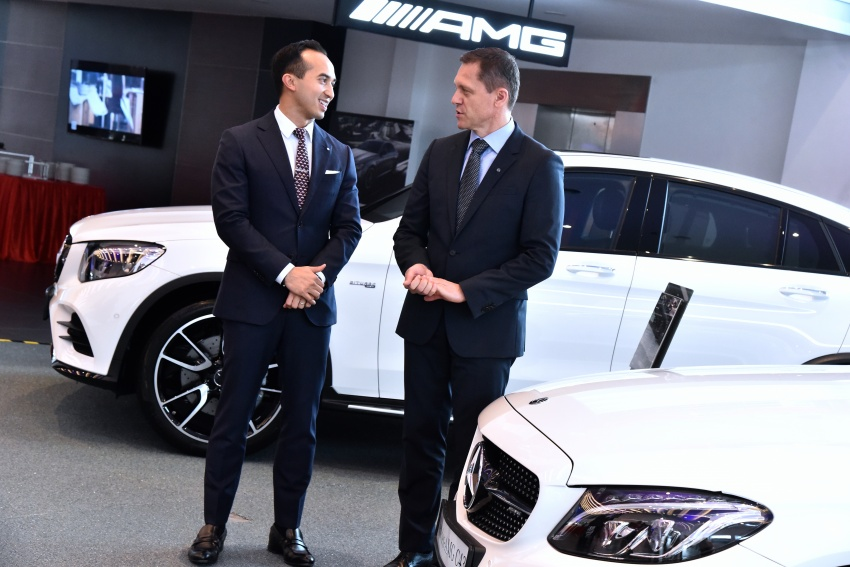 Mercedes-Benz Malaysia launches NZ Wheels Klang Autohaus 3S centre – 320,000 sq ft, RM6m upgrade Image #783433