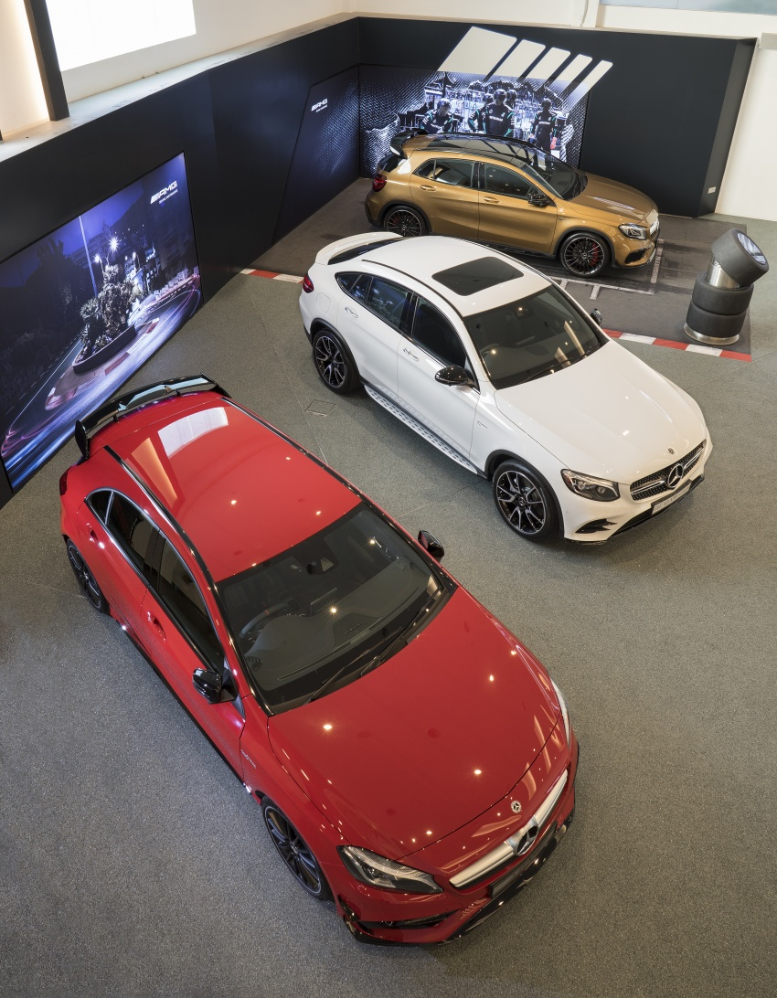 Mercedes-Benz Malaysia launches NZ Wheels Klang Autohaus 3S centre – 320,000 sq ft, RM6m upgrade Image #783418