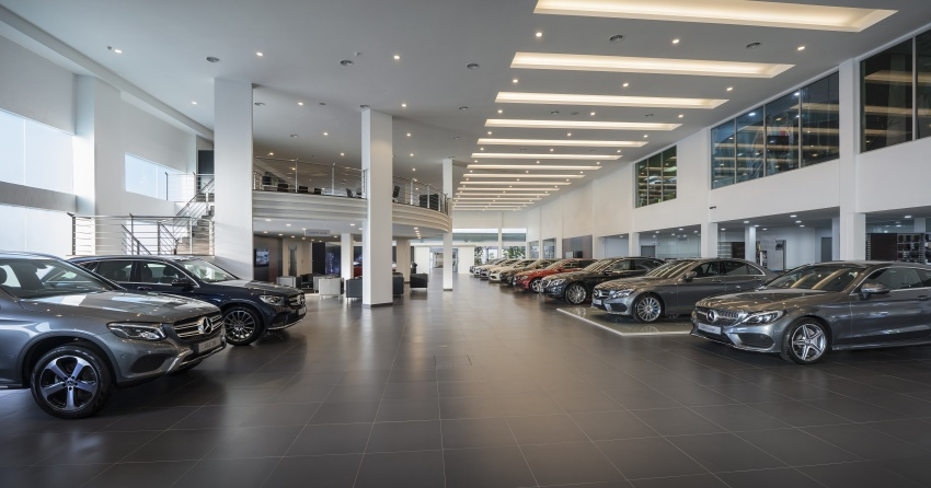 Mercedes-Benz Malaysia launches NZ Wheels Klang Autohaus 3S centre – 320,000 sq ft, RM6m upgrade Image #783419