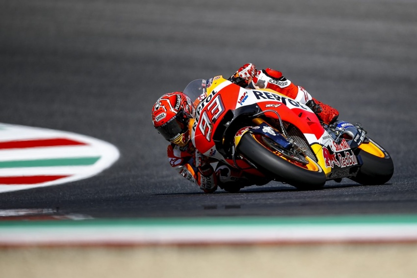 MotoGP champ Marquez – two more years with Honda Image #783827