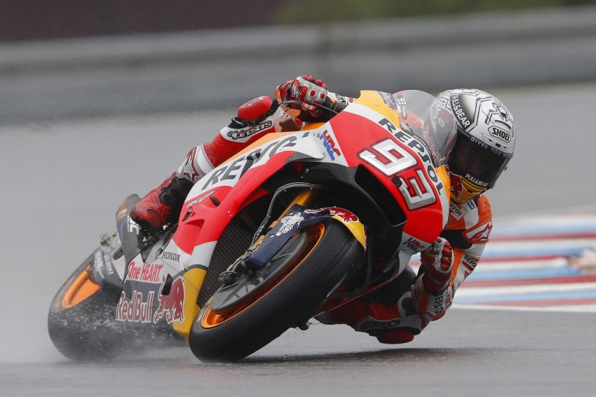 MotoGP champ Marquez – two more years with Honda Image #783841