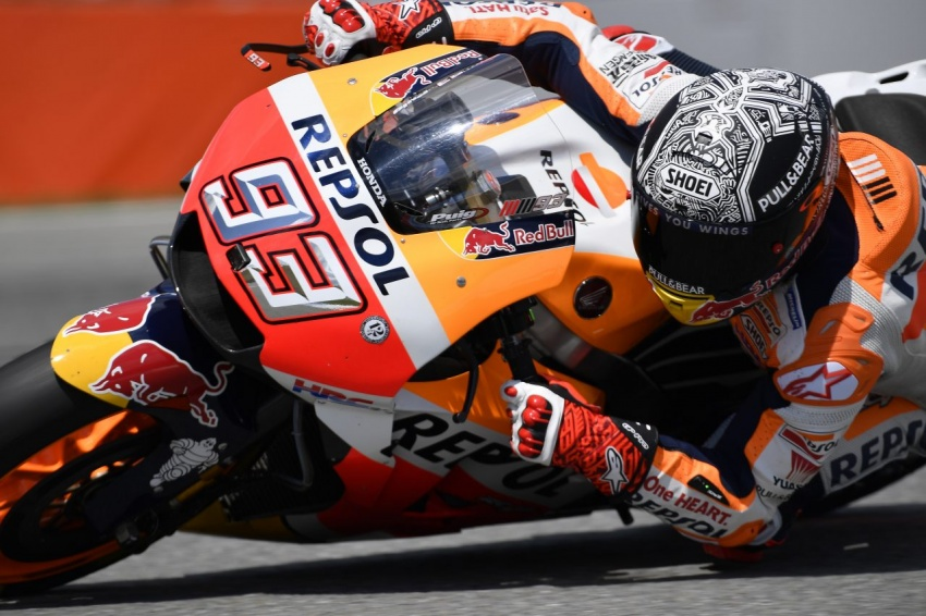MotoGP champ Marquez – two more years with Honda Image #783846