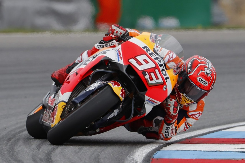 MotoGP champ Marquez – two more years with Honda Image #783848