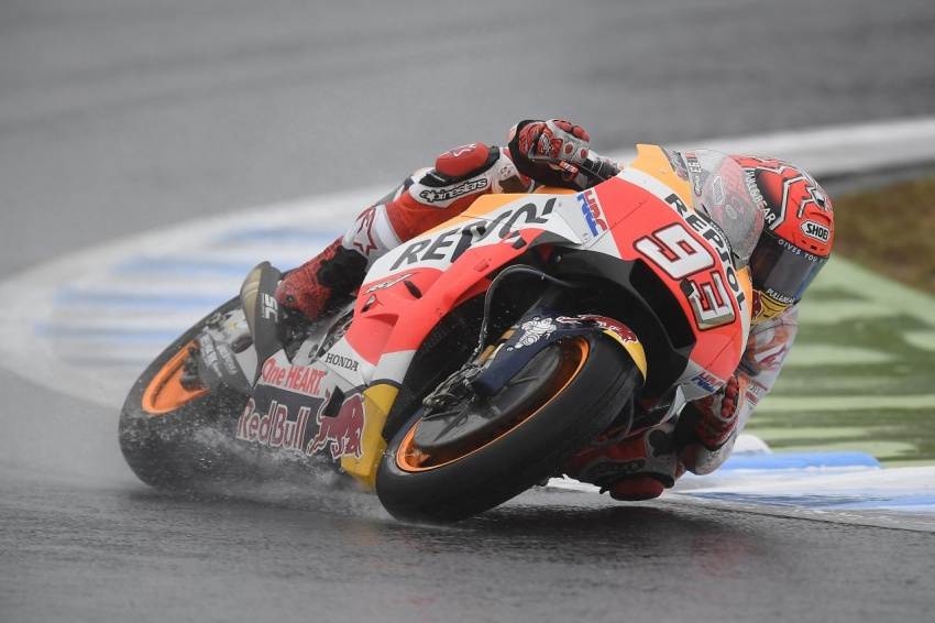 MotoGP champ Marquez – two more years with Honda Image #783852