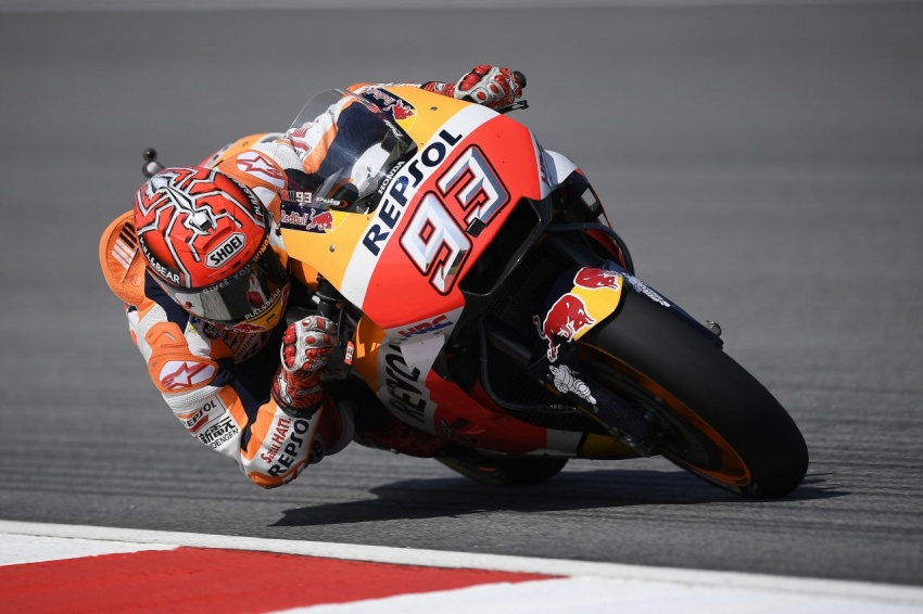 MotoGP champ Marquez – two more years with Honda Image #783858