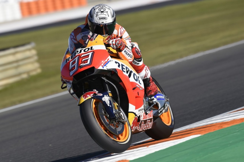 MotoGP champ Marquez – two more years with Honda Image #783860
