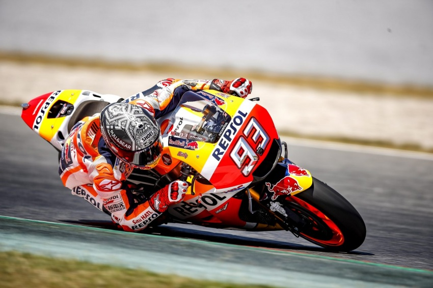 MotoGP champ Marquez – two more years with Honda Image #783829