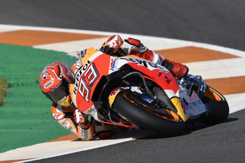MotoGP champ Marquez – two more years with Honda Image #783861