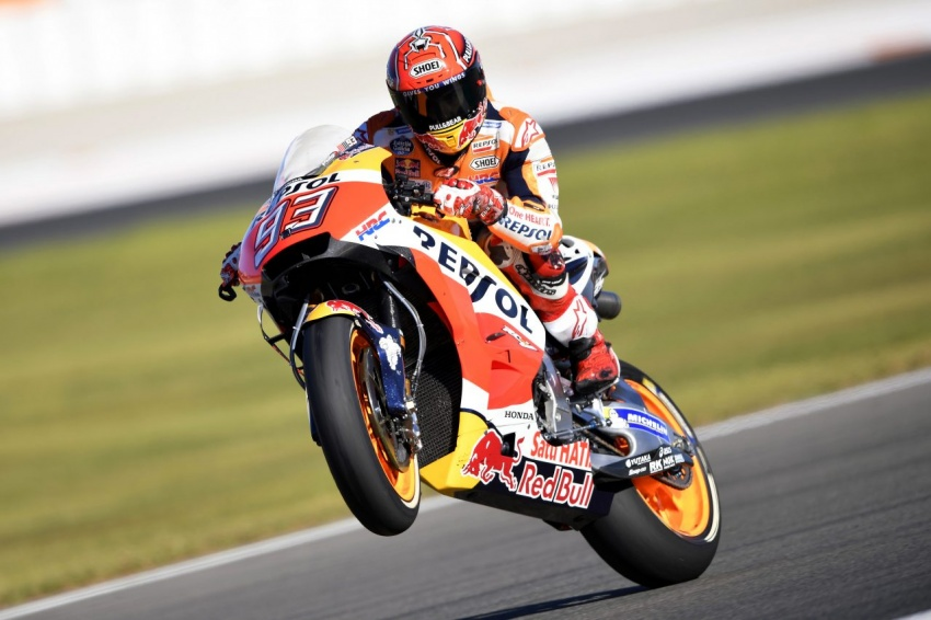 MotoGP champ Marquez – two more years with Honda Image #783865