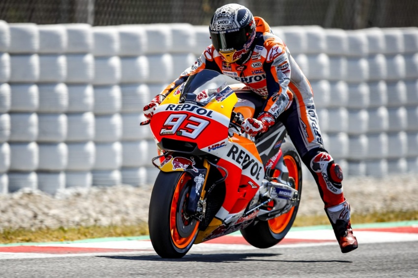 MotoGP champ Marquez – two more years with Honda Image #783830