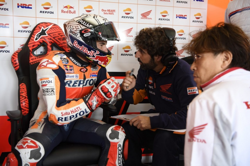 MotoGP champ Marquez – two more years with Honda Image #783832