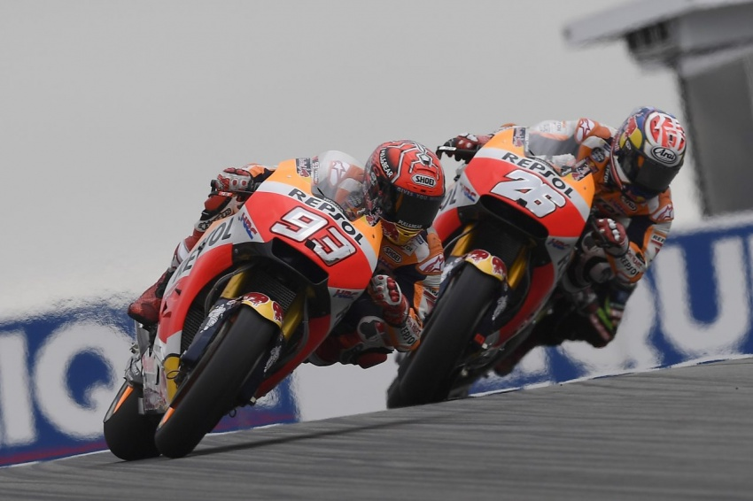 MotoGP champ Marquez – two more years with Honda Image #783836